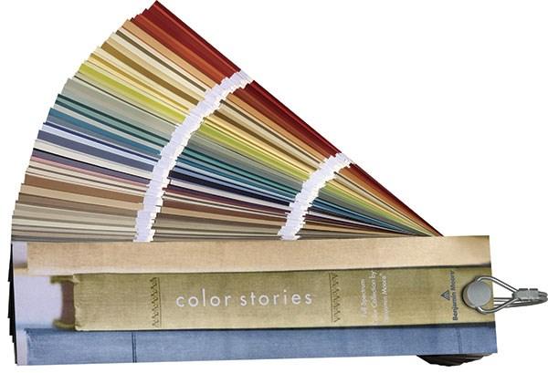 Color Stories Fan Deck